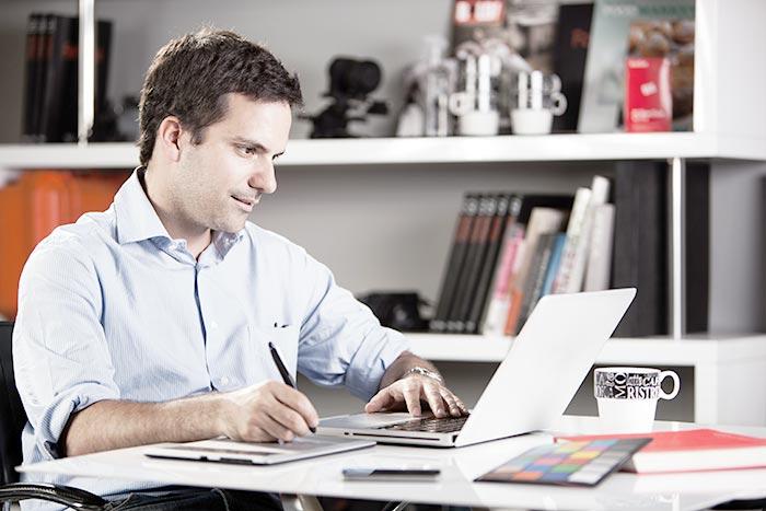 Antonio no tiene blog