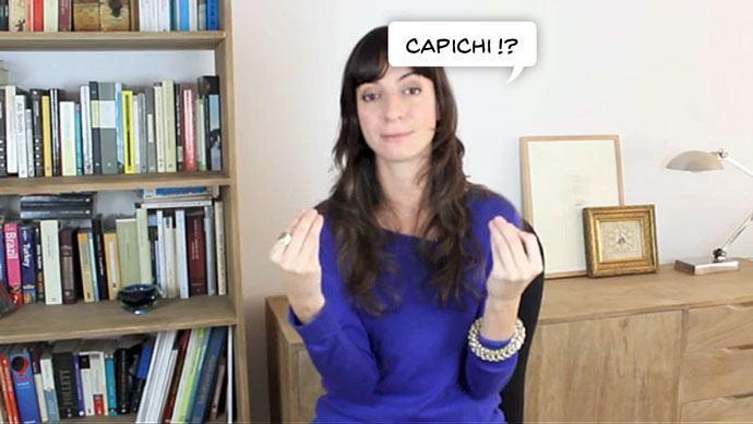 Laura Ribas: Capisci!?