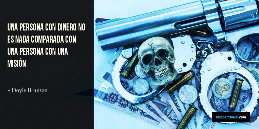 El dinero, asesino en serie de tus proyectos personales